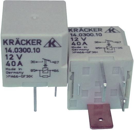 Auto-relais 12 V/DC 70 A 1x NO Kräcker 14.0300.10
