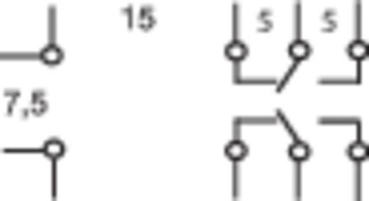 Omron G2R-2-6V Printrelais 6 V/DC 5 A 2x wisselaar 1 stuks