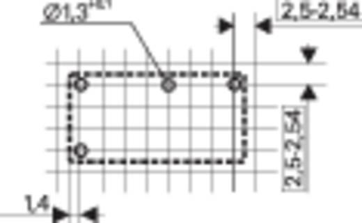 TE Connectivity Printrelais 12 V/DC 6 A 1x NO 1 stuks