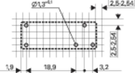 TE Connectivity RY211024 Printrelais 24 V/DC 8 A 1x wisselaar 1 stuks