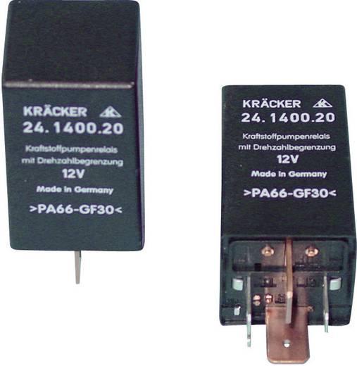 Auto-relais 12 V/DC 15 A 1x NO Kräcker 24.1400.20