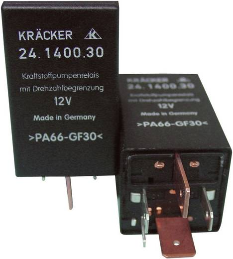 Auto-relais 12 V/DC 15 A 1x NO Kräcker 24.1400.30