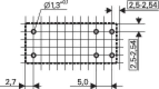 TE Connectivity Printrelais 24 V/DC 16 A 1x NO 1 stuks