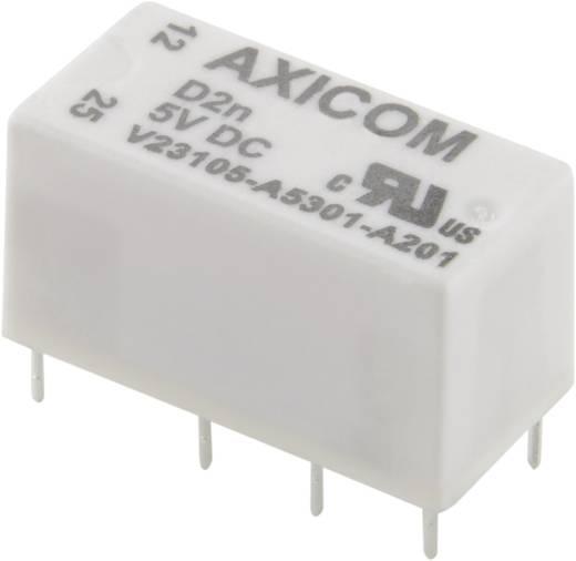 TE Connectivity V23105-A5301-A201 Printrelais 5 V/DC 3 A 2x wisselaar 1 stuks