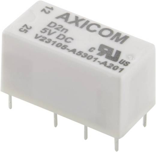 TE Connectivity V23105-A5303-A201 Printrelais 12 V/DC 3 A 2x wisselaar 1 stuks