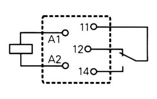 TE Connectivity Printrelais 12 V/DC 10 A 1x wisselaar 1 stuks