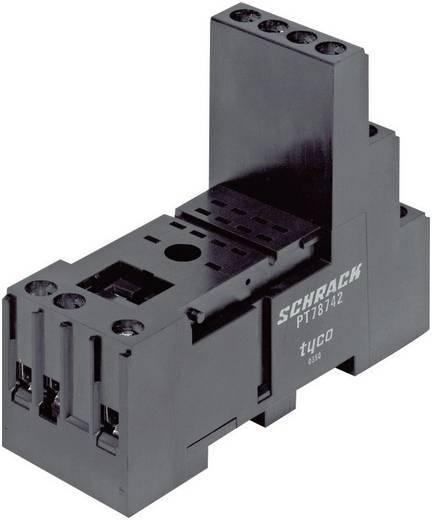 TE Connectivity PT78742 Relaissocket 1 stuks