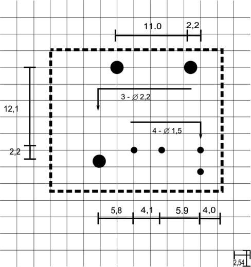Auto-relais 24 V/DC 40 A 1x wisselaar FiC FRA2C-S2-DC24V