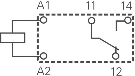 TE Connectivity PCH-112D2-WG Printrelais 12 V/DC 5 A 1x wisselcontact 1 stuks