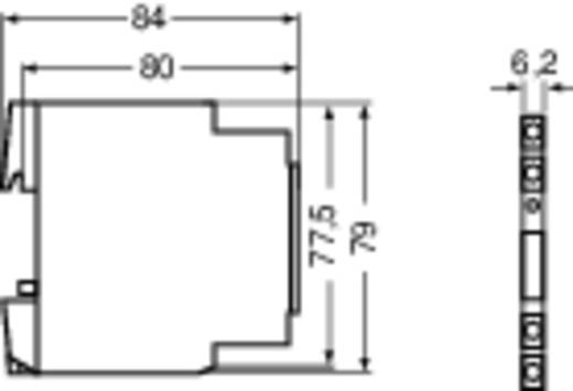 Interfacerelais 1 stuks 230 V/DC, 230 V/AC 6 A
