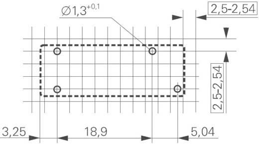 TE Connectivity RY531012 Printrelais 12 V/DC 8 A 1x NO 1 stuks