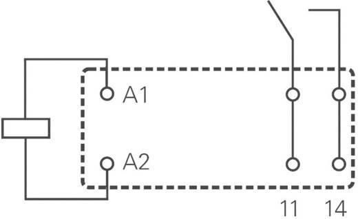 TE Connectivity RTS3T024 Printrelais 24 V/DC 16 A 1x NO 1 stuks