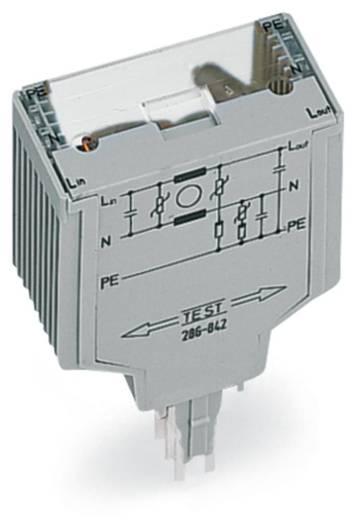 WAGO 286-842 Overspanningsafgeleider 1 stuks Geschikt voor serie: Wago serie 280 Geschikt voor model: Wago 280-629, Wago 280-639, Wago 280-765