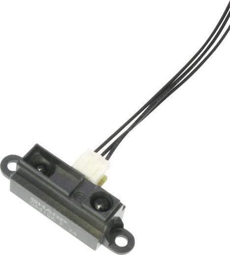 Sharp GP2Y0A41SK0F Afstandsensor GP2Y0A41SK0F Meetbereik(en) (detectiebereik) 4 - 30 cm 5 V/DC