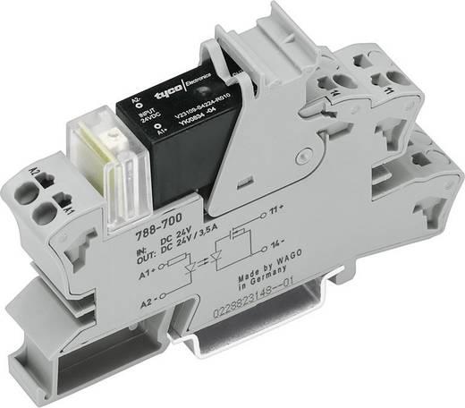 WAGO 788-700 Halfgeleiderrelais 1 stuks Laadstroom (max.): 3.5 A Schakelspanning (max.): 24 V/DC