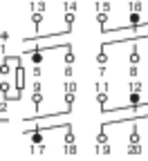 Panasonic SF4D18 Printrelais 18 V/DC 6 A 4x NO, 4x NC 1 stuks