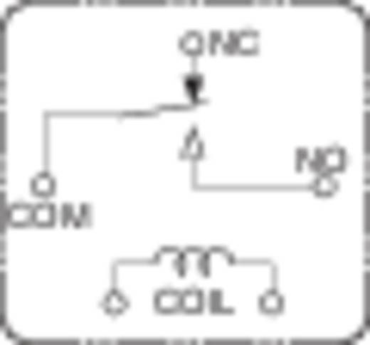 Auto-relais 12 V/DC 20 A 1x wisselaar Panasonic CP112