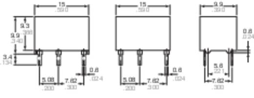 Panasonic DS1EM5 Printrelais 5 V/DC 2 A 1x wisselaar 1 stuks