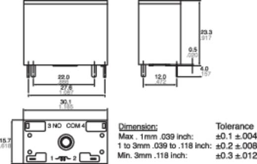 Panasonic ALF1P05 Printrelais 5 V/DC 25 A 1x NO 1 stuks