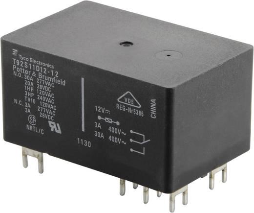 1393211-89 Printrelais 12 V/DC 30 A 2x wisselaar 1 stuks