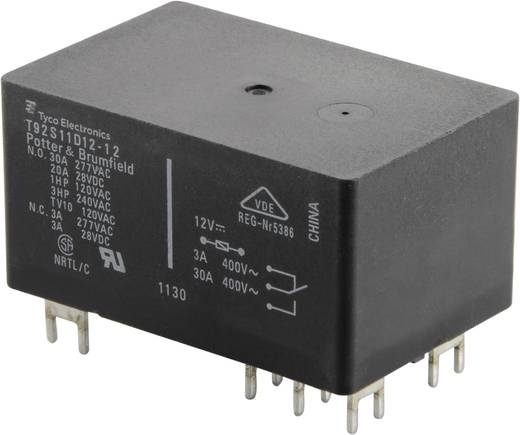 1393211-90 Printrelais 24 V/DC 30 A 2x wisselaar 1 stuks