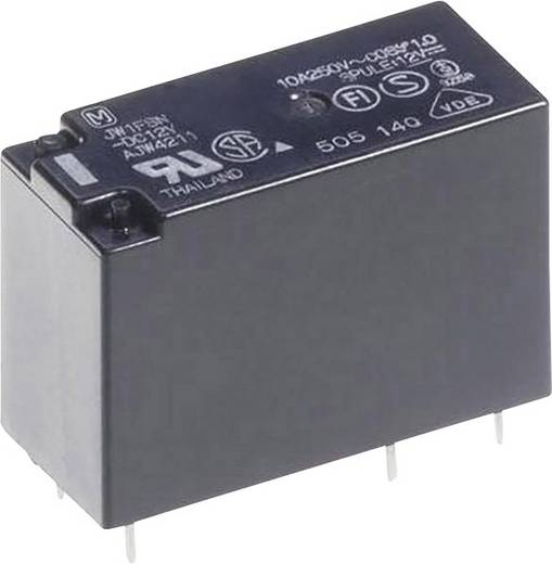 Panasonic JW2SN12 Printrelais 12 V/DC 5 A 2x wisselaar 1 stuks