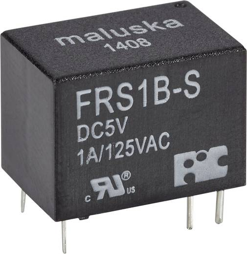 FiC FRS1B-S-DC12 Printrelais 12 V/DC 1 A 1x wisselaar 1 stuks