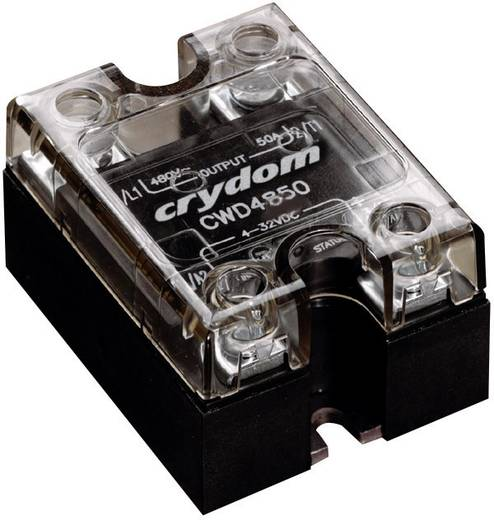 Crydom CWA2450 Halfgeleiderrelais 1 stuks Laadstroom (max.): 50 A Schakelspanning (max.): 280 V/AC Schakelend bij overbe