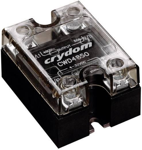 Crydom CWD4850 Halfgeleiderrelais 1 stuks Laadstroom (max.): 50 A Schakelspanning (max.): 660 V/AC Schakelend bij overbe
