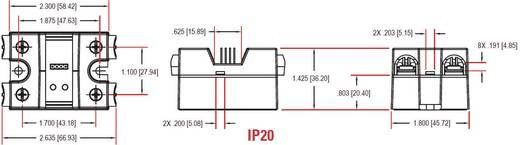 Evolution Dual-AC uitgang El.-lastrelais CC4850W4VR