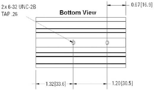 Koellichaam 3 K/W (l x b x h) 81 x 45 x 46.5 mm Crydom HS301DR