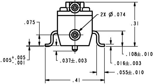 Druksensor 1 stuks Honeywell 26PC15SMT 0 psi