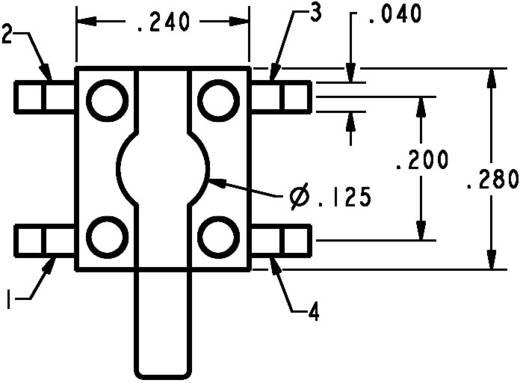 Druksensor Honeywell 26PC05SMT 0 psi tot 5 psi (l x b x h) 7.11 x 6.10 x 7.87 mm 1 stuks