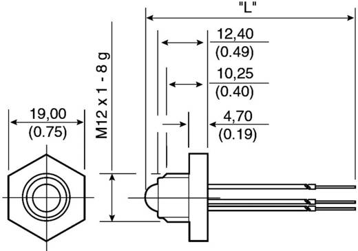 Honeywell LLE101000 Niveausensor 1 stuks Voedingsspanning (bereik): 5 - 12 V/DC
