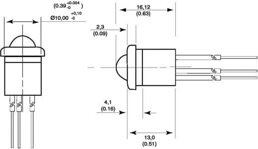 Honeywell LLE105000 Niveausensor 1 stuks Voedingsspanning (bereik): 5 - 12 V/DC