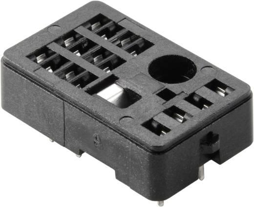 1393809-91 Relaissocket 1 stuks (l x b x h) 32.5 x 19 x 9.5 mm