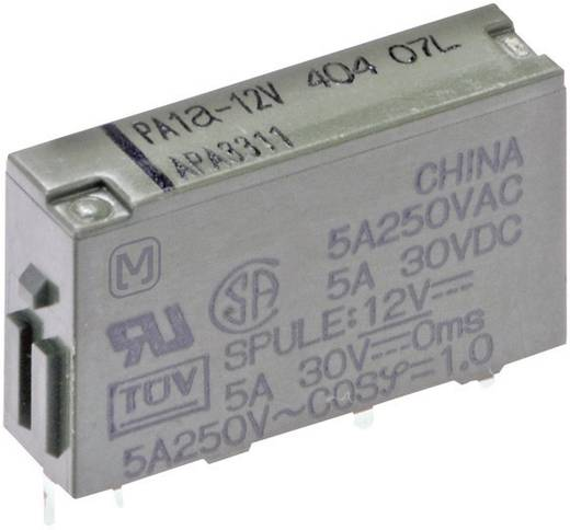 Panasonic PA1A12 Printrelais 12 V/DC 5 A 1x NO 1 stuks