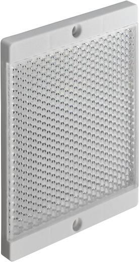 Leuze Electronic TKS 100 x 100 Reflectoren Uitvoering (algemeen) Kleefbaar en schroefbaar (b x h) 100 mm x 100 mm