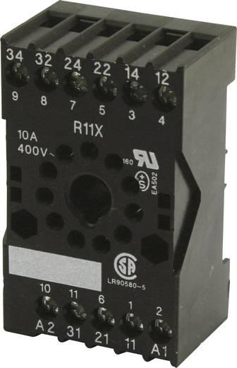 tele R11X Relaissocket 1 stuks Geschikt voor serie: Tele serie FSM10