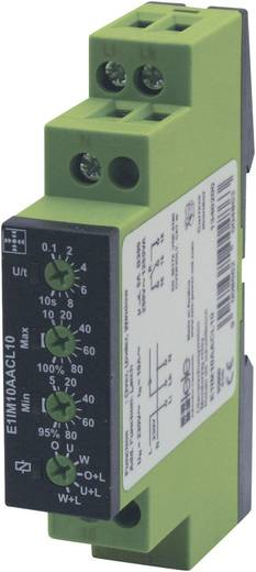 Serie ENYA - bewakingsrelais van TELE tele E1IM10AACL10 1-fasige stroombewaking bij het 230 V~ net