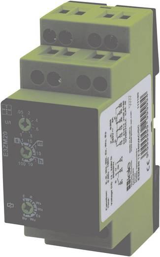 tele E3ZM20 12-240V AC/DC Multifunctioneel Tijdrelais 1 stuks 2x wisselaar