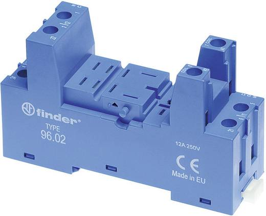 Finder 96.02 Relaissocket 1 stuks Finder serie 56