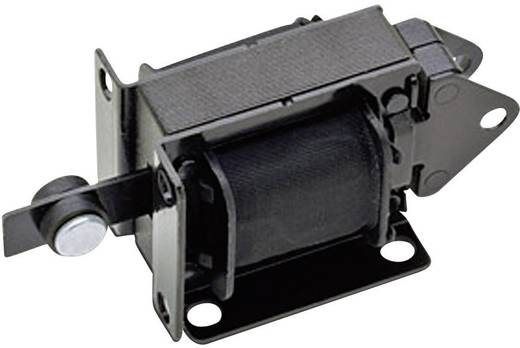 Intertec ITS-LL-3833-220VAC Lamellenmagneet 220 V / 50 Hz Bevestiging Bevestigingshaak met 4 montageboringen Uitvoering (algemeen) Duwend/ trekkend