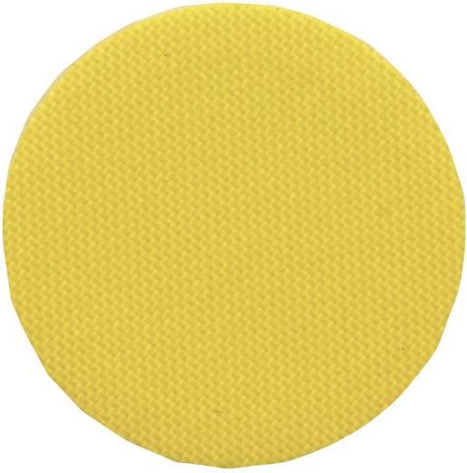 B+B Thermo-Technik DAM-AD10 Drukmembranen Geel Uitvoering (algemeen) Zelfklevend met acrylaatlijm (Ø x h) 10.2 mm x 0.13