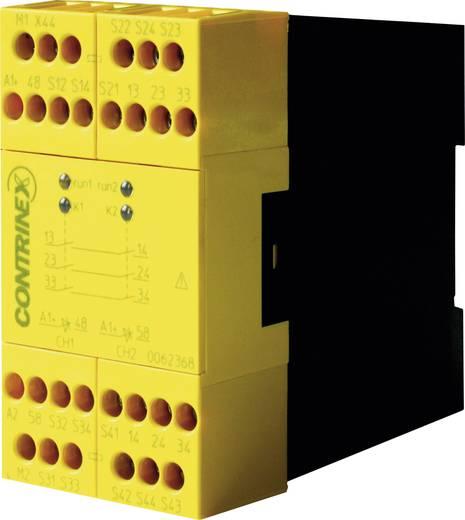 Contrinex YRB-0330-242 Veiligheidsrelais 1 stuks Voedingsspanning (num): 24 V/DC 3x NO