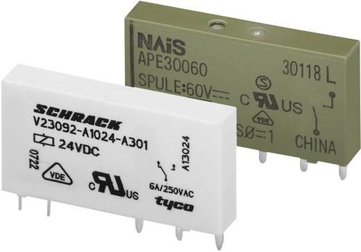 WAGO 857-155 Printrelais 60 V/DC 6 A 1x wisselaar 1 stuks