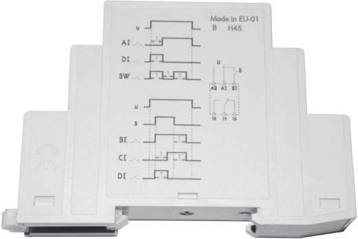 Conrad Components CMFR-66 Multifunctioneel Tijdrelais 1 stuks Tijdsduur: 24 h (max) 1x wisselaar