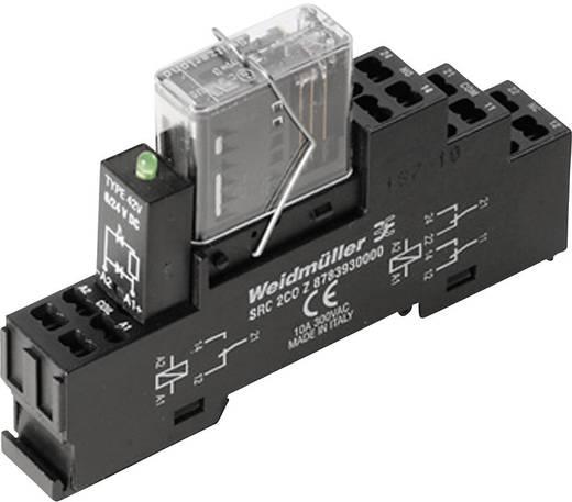 Weidmüller RCIKITZ 24VDC 2CO LD/FG Relaismodule 1 stuks Nominale spanning: 24 V/AC Schakelstroom (max.): 6 A 2x wisselaa
