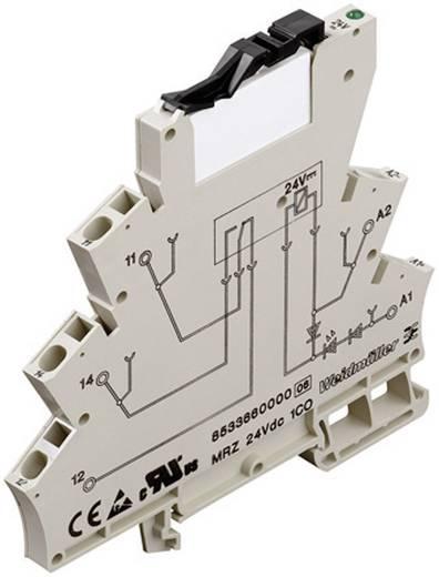 Koppelrelais 1 stuks 230 V/AC 6 A 1x wisselaar Weidmüller MRZ 230 VAC 1CO