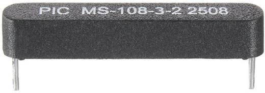 PIC MS-108-3 Reedcontact 1x NO 200 V/DC, 140 V/AC 1 A 10 W